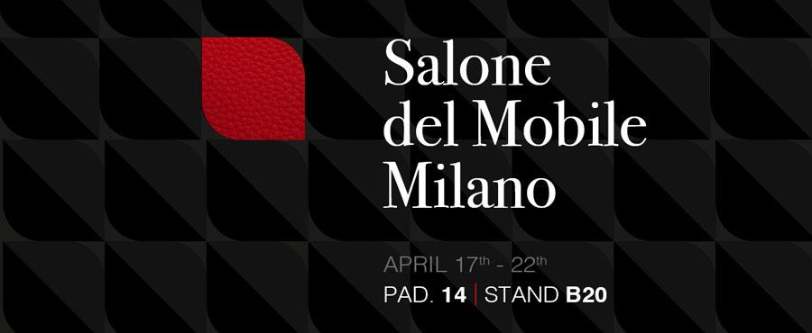 Gorini Divani - Salone del Mobile di Milano 2018
