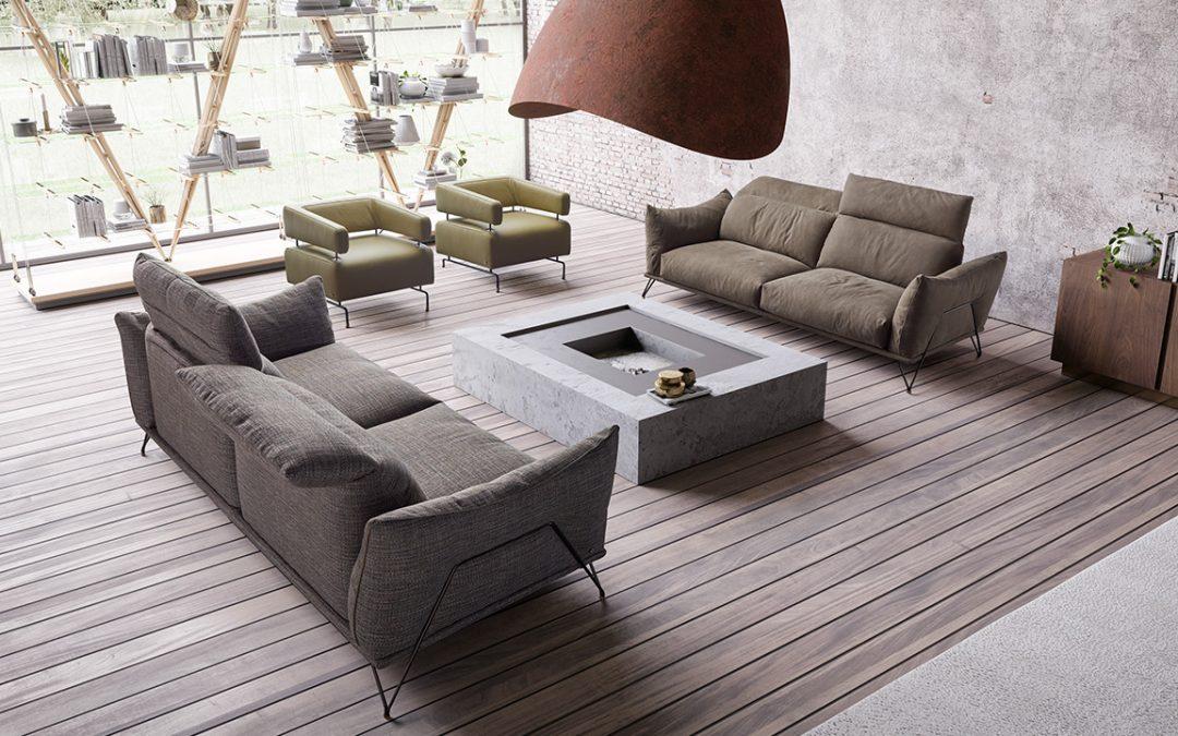 Luci e interior design